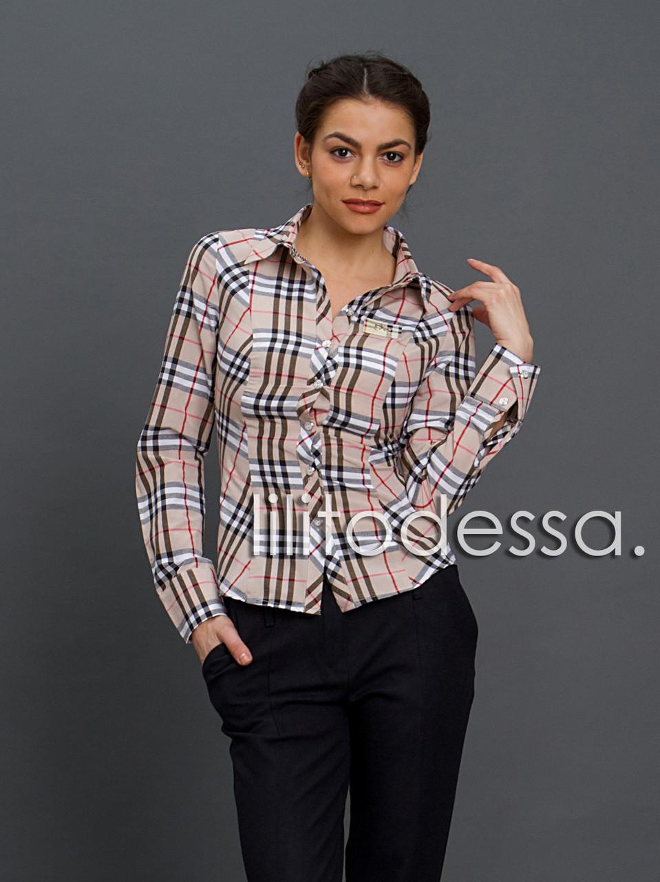 Рубашка туника женская с доставкой