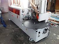 Holzher Streamer 1057 кромкооблицовочный станок бу 14г. с полным циклом с двойным клеевым узлом
