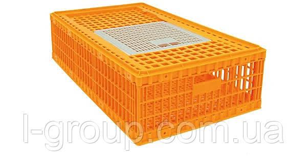 Ящик для бройлеров на 100 штук