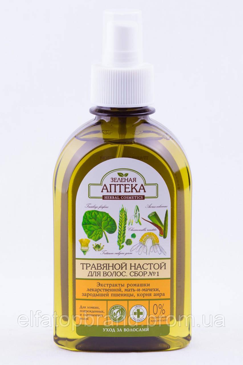 Травы в аптеке для укрепления волос