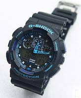 Спортивные часы Casio G-Shock ga100