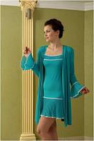 Домашний комплект Shato - 410 (женская одежда для сна, дома и отдыха, домашняя одежда, ночная)