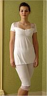 Пижама женская Shato - 428/2 (женская одежда для сна, дома и отдыха, домашняя одежда, ночная