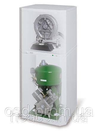 Безмаслянный универсальный компрессор DUO 2V