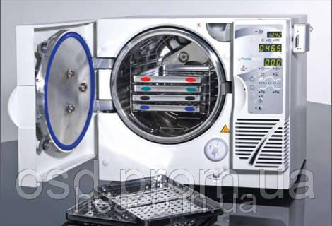 Автоклав класса В с трехимпульсной фазой С3 Advance 16 L Vacuum (Prestige Medical, Великобритания)