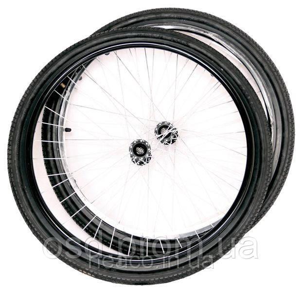 """Задние надувные колеса для инвалидных колясок OSD-WH 24"""" x 1⅜"""""""