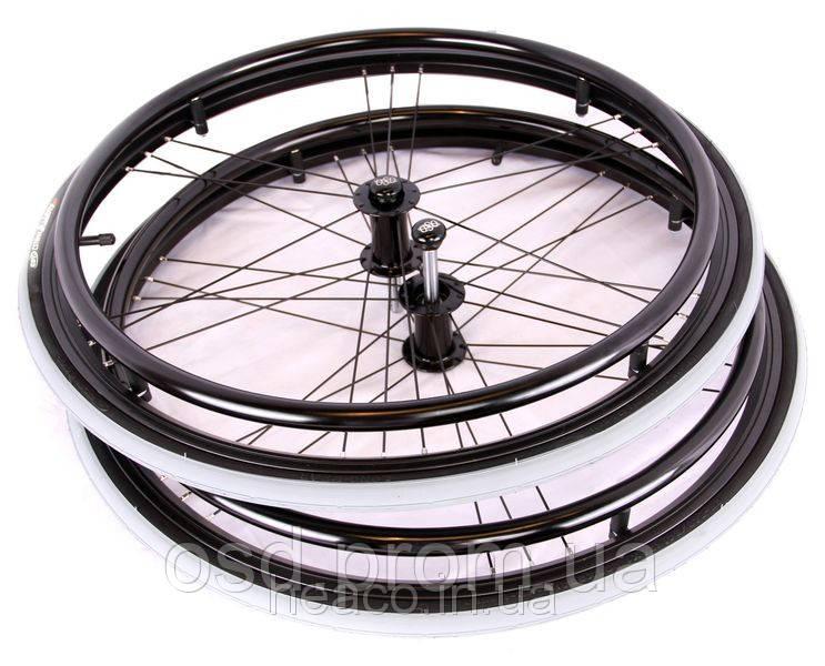 Задние надувные колеса для активных колясок OSD-ADJ-0703