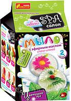 Набор для детского творчества мыло своими руками Цветущий луг Ranok-creative