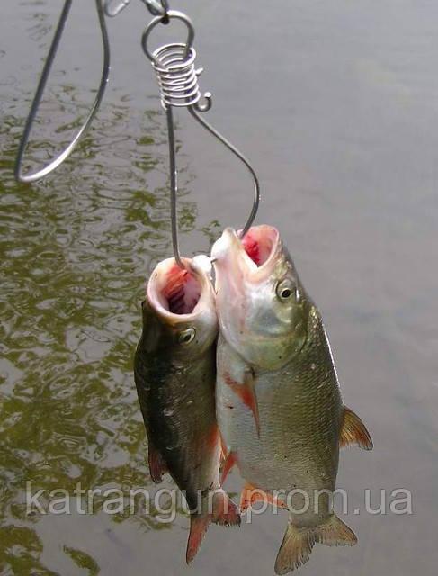 Кукан для рыбы своими руками фото