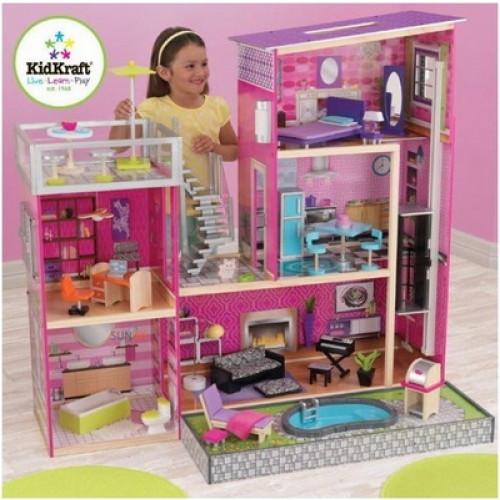 Барби куклы и их домики своими руками 19