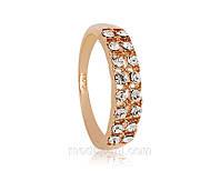 Кольцо «Настоящая леди» с кристаллами Сваровски, купить