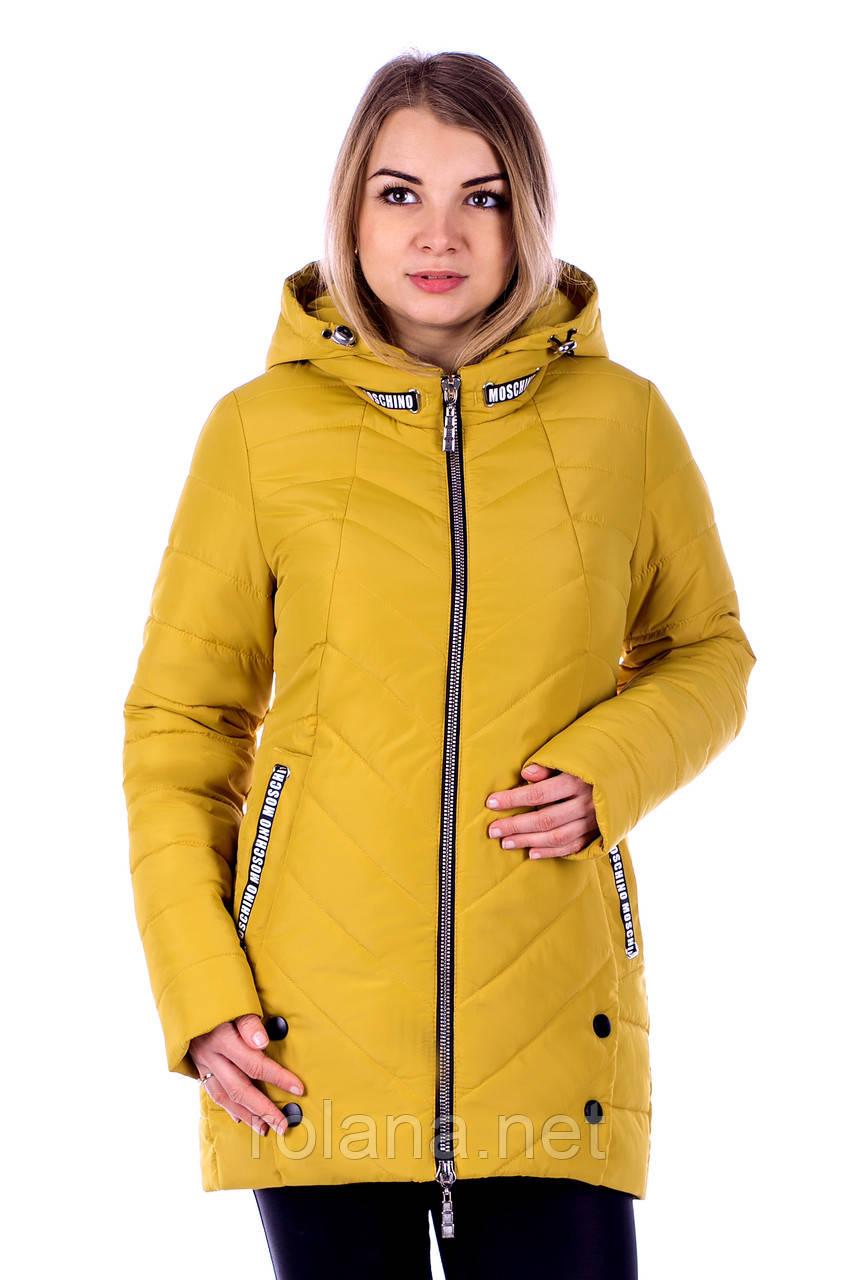 Весенние курточки модные