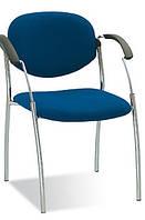 SPLIT chrome офисный стул для посетителей