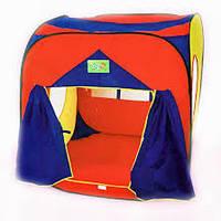 Палатка детская Домик 0507