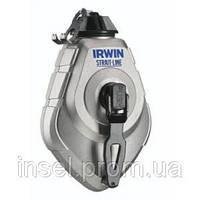 Разметочный тросик в алюминиевом корпусе Irwin 6Х 30 м
