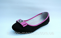 Туфли для девочки лодочки, 32-37