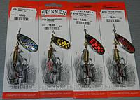 Вращающаяся блесна SPINNEX Beetle 6, 10 г