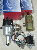 Фото схема зажигания газ 3110