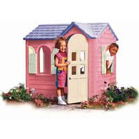 """Игровой домик """"Дачный"""" Little Tikes розовый 440R"""