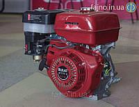 Двигатель бензиновый Bulat BT-177F-S (9 л.с., вал 25 мм, шпонка), фото 1