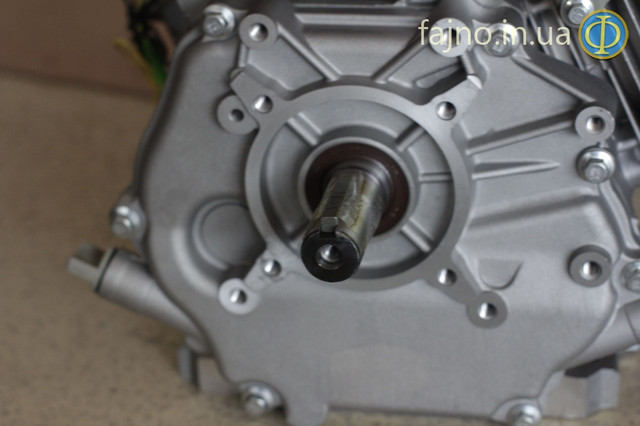 Двигатель Weima WM-170F вал под шпонку