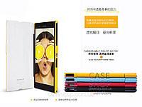 Кожаный чехол Nillkin Fresh Series для Sony Xperia Z Ultra c6802/xl39h (КНИЖКА)