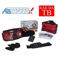 Пояс для похудения пресса Ab Tronic X2 Аб троник, купить пояс для похудения