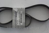 Ремень генератора поликлиновый ремень Nissan  MURANO  TEANA  оригинальный номер 11920CA000