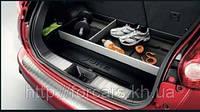 Поддон в багажник NISSAN JUKE  Жесткий поддон в багажник с разделителями   KE9651K5H0
