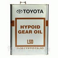 Масло для дифференциалов TOYOTA HYPOID GEAR OIL LSD 85W-90 GL-5  4L 08885-00305