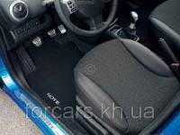 Коврики велюровые для Nissan Note ke7459u011