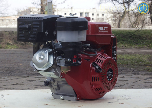 Бензиновый двигатель Bulat BT177F-T на 9 л.с.