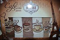 Комплект кухонных полотенец Merzuka Cafe (6шт) 30х50 - Турция