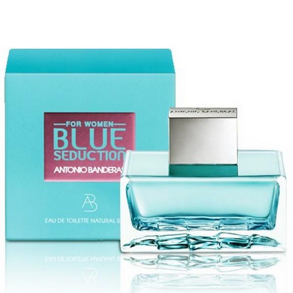 Туалетная вода Blue Seduction Antonio Banderas для женщин