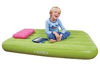 Детский односпальный надувной матрас Intex 66801 Cozy Kidz Airbed (без насоса, от 3 до 10 лет)
