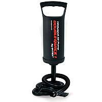 Ручной воздушный насос Intex 68612 Double Quick 1 Hand Pump (длиной 29 см)