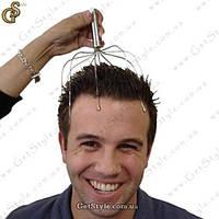 """Массажер для головы """"Head Massager"""" - невероятные ощущения"""