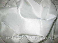 Тафта однотонная белая (портьера)