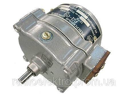 Электродвигатель РД-09 - ЧП