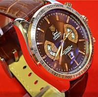 Мужские механические часы Tag Heuer Grand Carrera Calibre 17 TA5186