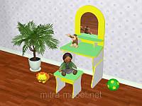Детская игровая стенка Парикмахерская (600*400*1250h)