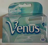 Женские лезвия для бритвы Venus 8's (ОАЭ)