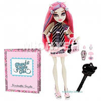 Кукла Рошель Гойл Monster High Mattel из серии Ночная жизнь