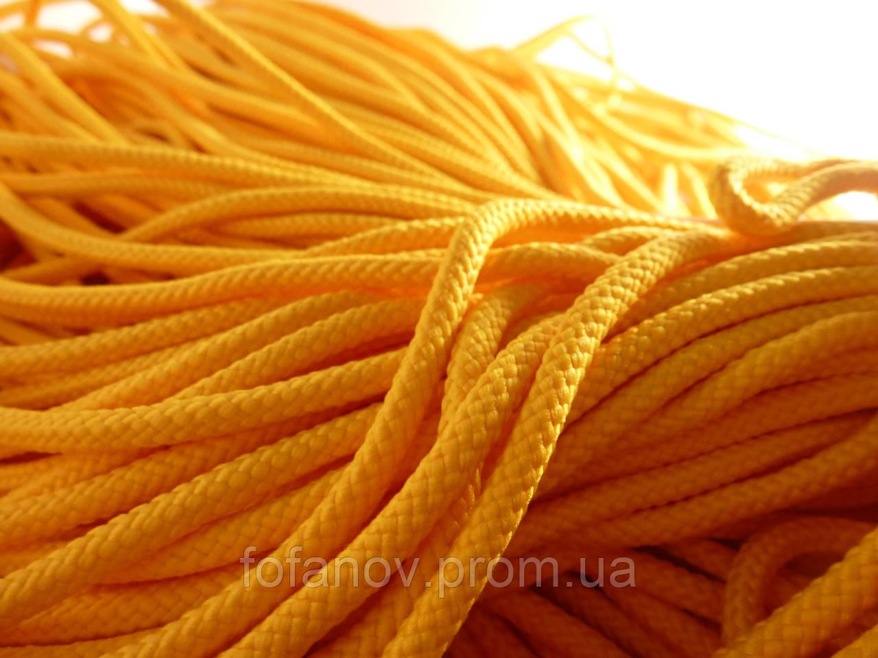 Шнур полиэфирный 5 мм для вязания 152
