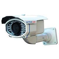 Уличная видеокамера ActiveCam AC-A254IR5 с ИК-подсветкой, 700 ТВЛ