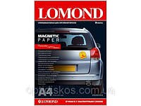 Фотобумага LOMOND бумага магнетик , глянцевая, А4, 2 л