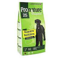 Pronature Original (Пронатюр Ориджинал) ДЕЛЮКС ВЗРОСЛЫЙ сухой супер премиум корм Без пшеницы, кукурузы, сои для собак (15 кг)