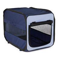 СУМКА ТРАНСПОРТНАЯ СКЛАДНАЯ TRIXIE Twister Mobile Kennel (TX-39692)