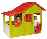 Детский игровой домик Floralie Smoby 310247