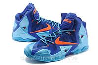 Баскетбольные кроссовки Nike Lebron 11 N-10091-34